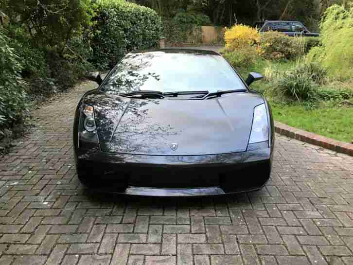 STUNNING 2004 GALLARDO BLACK