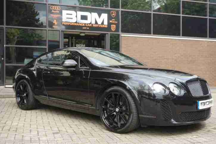 bentley stunning continental gt supersport 2010 24000 miles car for sale. Black Bedroom Furniture Sets. Home Design Ideas