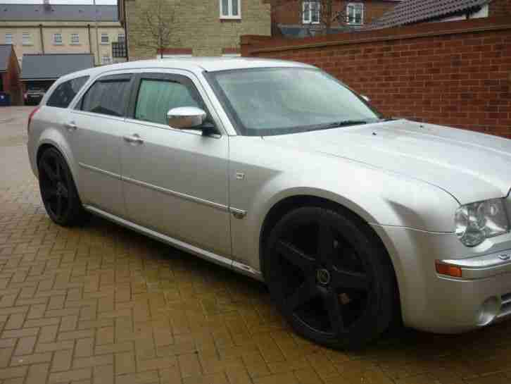 STUNNING CHRYSLER 300C WAGON,22 INCH ALLOYS,300BHP,SWAP JEEP COMMANDER,G CH'KEE
