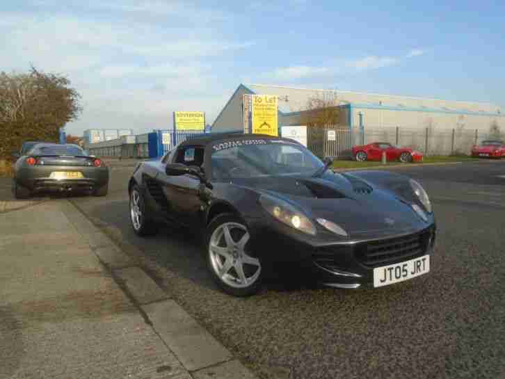STUNNING CONDITION INSIDE AND OUT FOR A 15 YEAR OLD CAR 2005 LOTUS ELISE 1.8