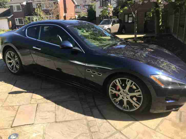 Maserati STUNNING GRANTURISMO. Maserati car from United Kingdom
