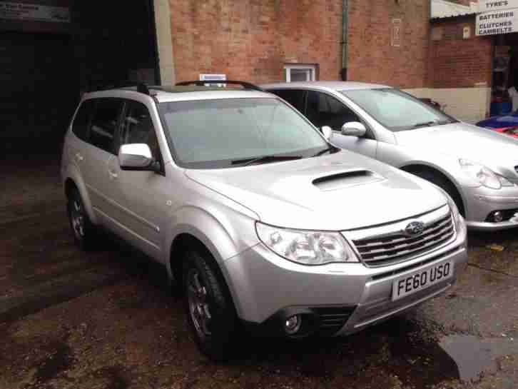 SUBARU FORESTER 2.0 D MANUAL SURETRAK 2010 BREAKING FOR SPARE PARTS!!!