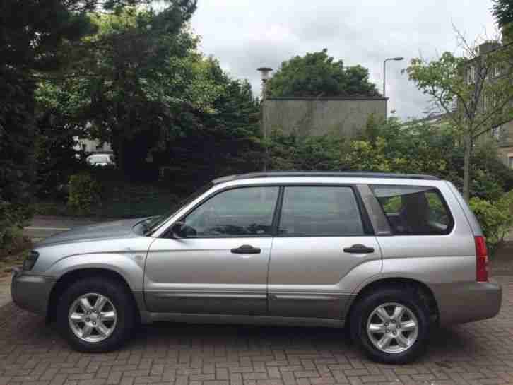 Subaru forester 4wd fsh car for sale for Subaru forester paint job cost