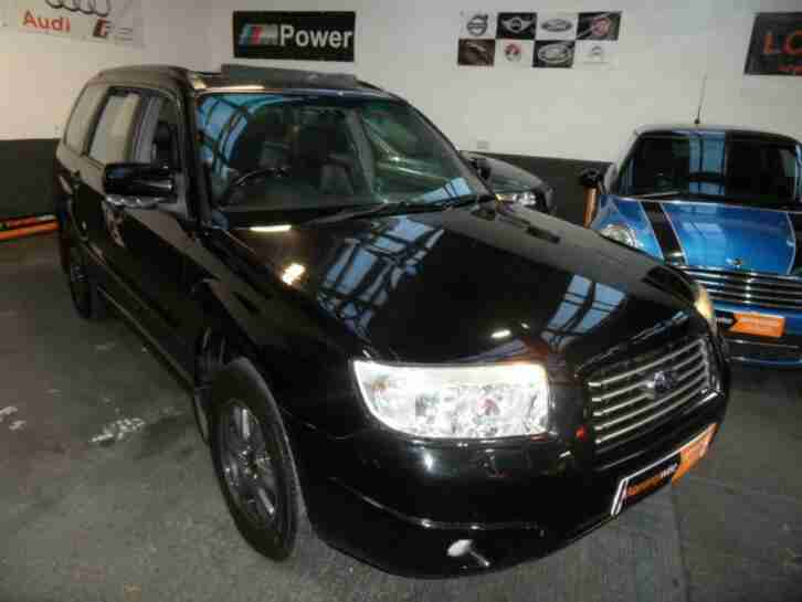 FORESTER XE PREMIUM AWD 5 DR ESTATE