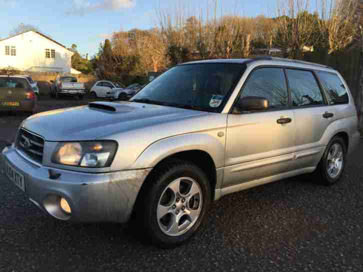 subaru forester xt turbo car for sale. Black Bedroom Furniture Sets. Home Design Ideas