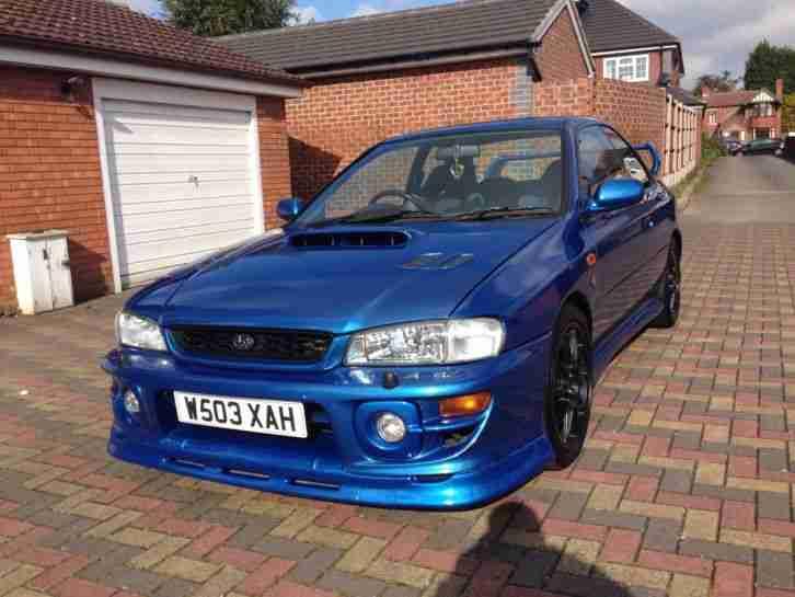Subaru Impreza P1 Prodrive Ltd Edition Car For Sale