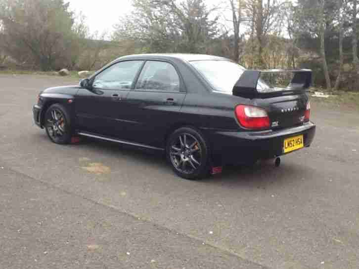 IMPREZA WRX STI PRODRIVE TYPE UK MY02