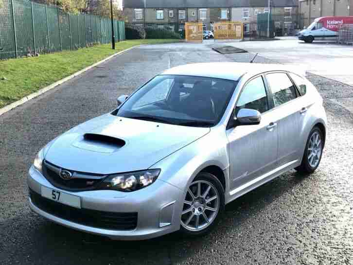 SUBARU IMPREZA WRX STI TYPE - UK - IMMACULATE CONDITION