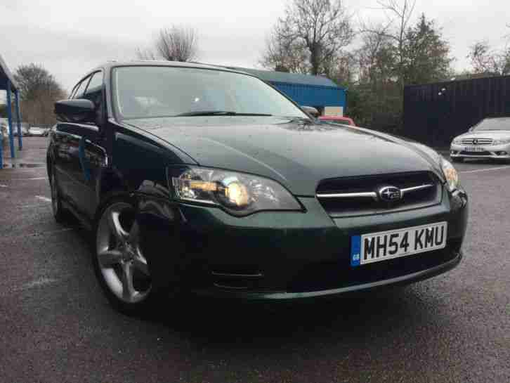SUBARU LEGACY 2.5 SE 5DOOR ESTATE BEAUTIFUL AUTOMATIC NO RESERVE PRICE!