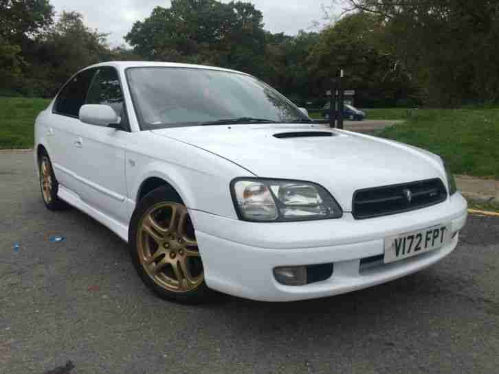 SUBARU LEGACY B4 RSK TWIN TURBO