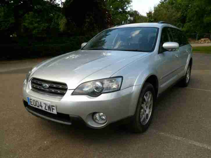 OUTBACK S 2.5L PETROL AUTO AIRC CRUISE