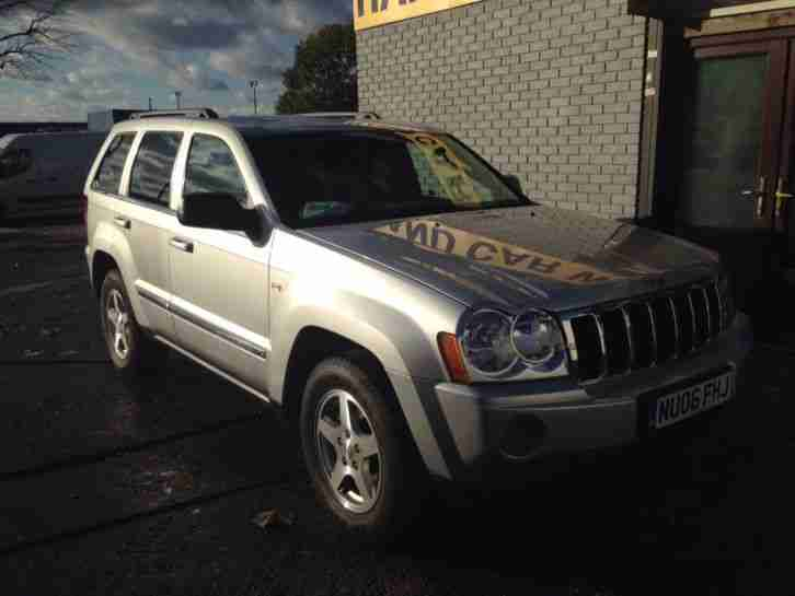 SUPERB 2006 GRAND CHEROKEE LTD AUTO