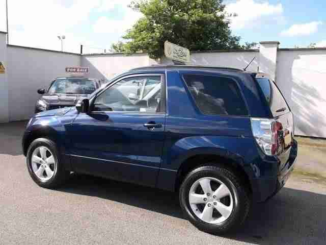 suzuki grand vitara 1 6 vvt sz4 car for sale. Black Bedroom Furniture Sets. Home Design Ideas