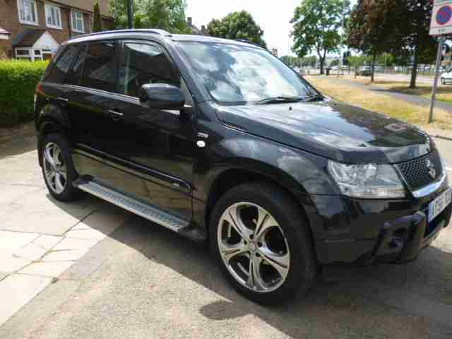 SUZUKI GRAND VITARA 1.9 DDIS MNUAL 2006 ON LATER 56 PLATE IN BLACK