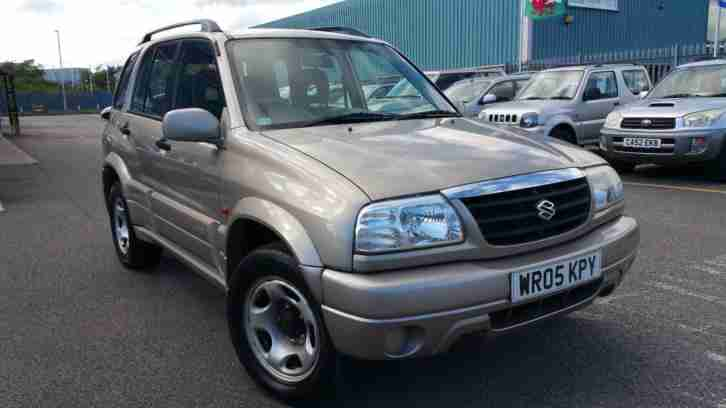 GRAND VITARA 4X4 ESTATE 2005 LOW