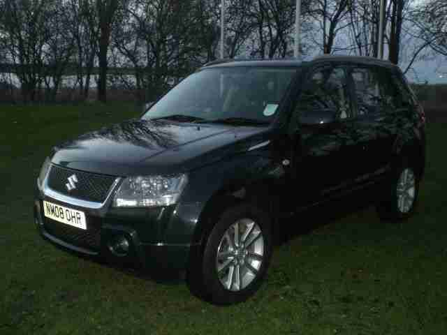 GRAND VITARA X EC 2008 Petrol Manual