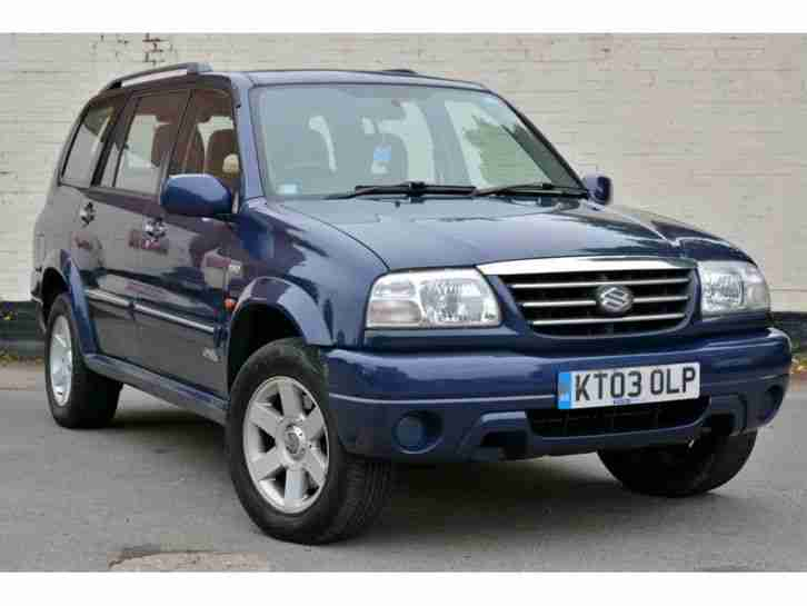 GRAND VITARA XL 7 2.7 V6 ESTATE Cheap