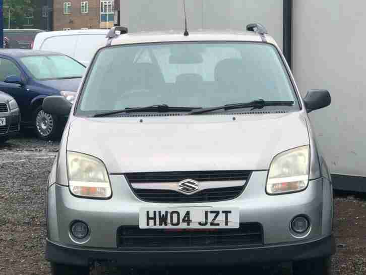 SUZUKI IGNIS 1.4 PETROL MANUAL + NEW CLUTCH FITTED AT 104K
