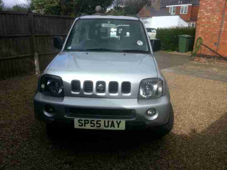 SUZUKI JIMNEY JEEP, 2005, 50,000 ,MOT TILL SEPT 2016,FULL SH,AND MORE.