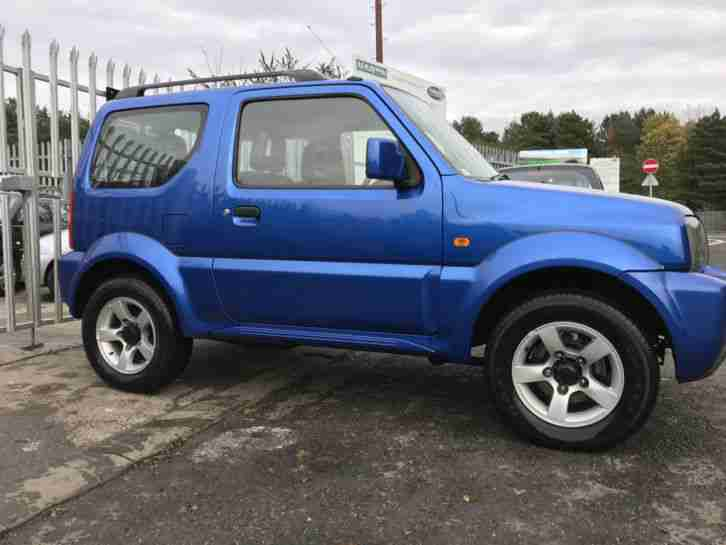 suzuki jimny 1 3 petrol hard top low miles full history. Black Bedroom Furniture Sets. Home Design Ideas