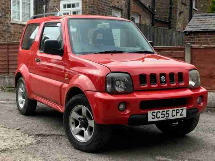 Suzuki JIMNY 1.3. Suzuki car from United Kingdom