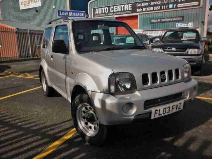 JIMNY 4X4 JLX NICE MILEAGE VERY CLEAN