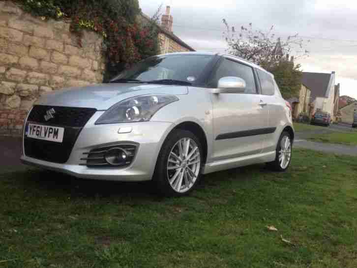 SUZUKI SWIFT 1600 SPORT 19,950 MILES 61 PLATE 2012 FSSH, STILL UNDER WARRENTY