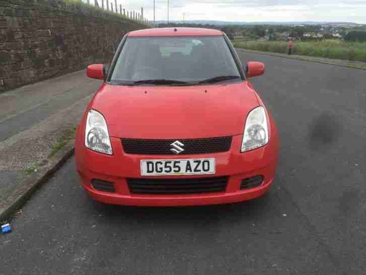 Suzuki SWIFT 2005. Suzuki car from United Kingdom