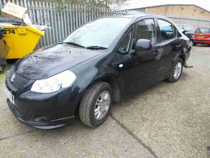 SX4 1.6 PETROL BREAKING FOR PARTS NOW