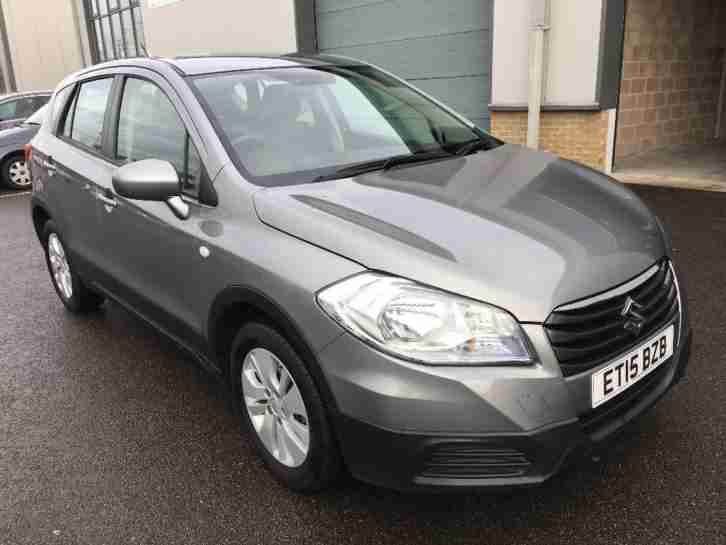 SX4 S CROSS 1.6 SZ3 120BHP 5DR AIR CON
