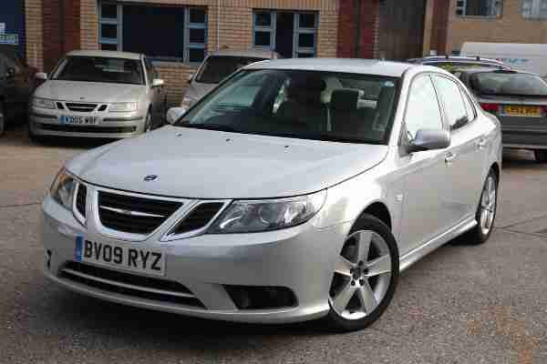 Saab 9-3 1.8t Vector Sport Saloon Manual, 1 Owner, Only 40855 Miles.