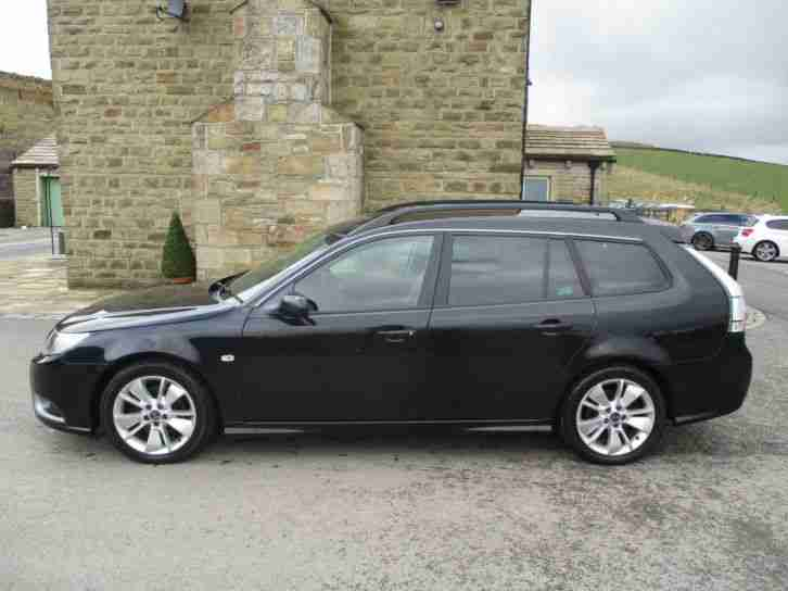 Saab 9-3 1.9TTID 180 SPORTWAGON AUTO TURBO EDITION 2009 (59) DAMAGED REPAIRABLE