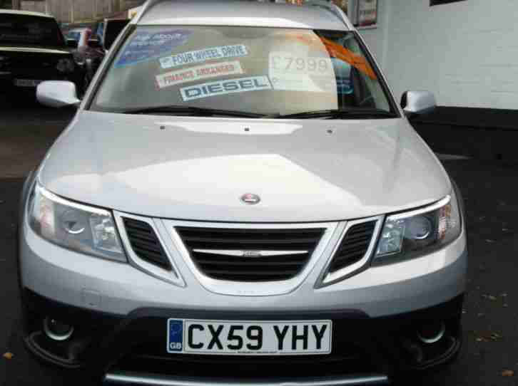 Saab 9-3 1.9TTiD ( 180ps ) SportWagon auto 2010MY X