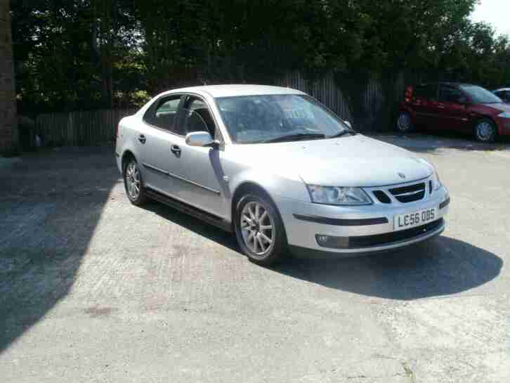 Saab 9 3 1.9TiD 120bhp 2006 Linear Sport nice condition