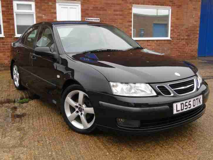 Saab 9-3 1.9TiD 150 Vector, Black