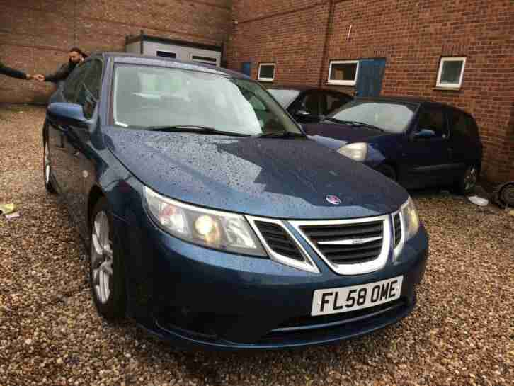 Saab 3. Saab car from United Kingdom
