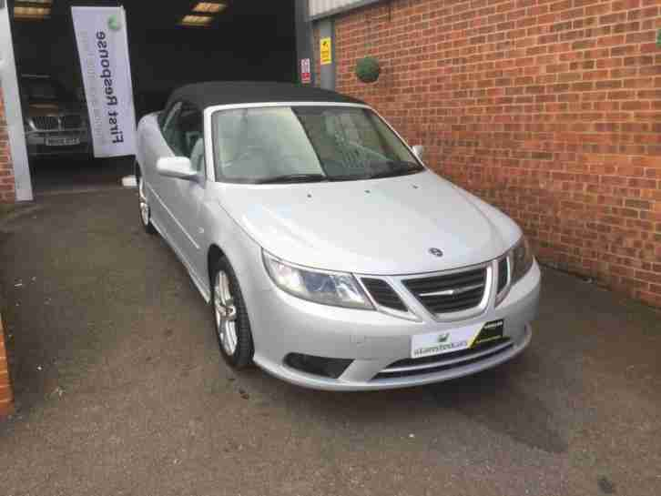 Saab 9 3 1.9TiD ( 150ps ) 2008MY Vector Sport convertible