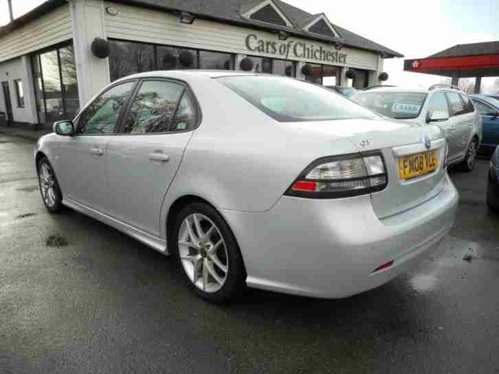 Saab 9-3 2.0 t Vector 175 Automatic PETROL AUTOMATIC 2008/08