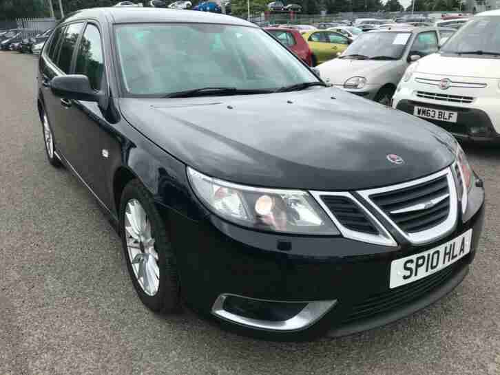 9 3 2.0T XWD SportWagon 2010X FSH HEATED