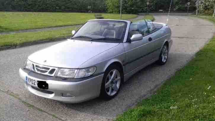 9 3 Hot Aero Convertible (Re listed)