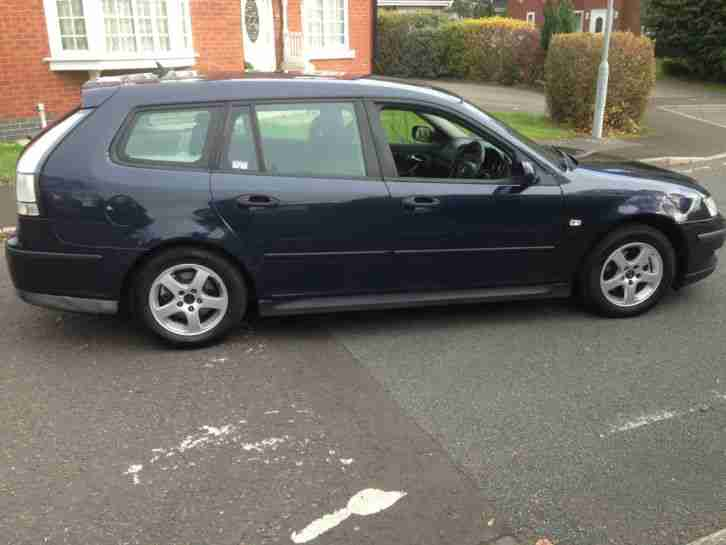 Saab 9-3 Linear dth Estate 2005