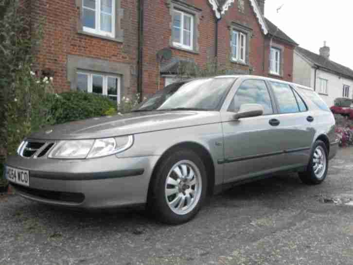 Saab 9 5 2.2 tid Linear estate