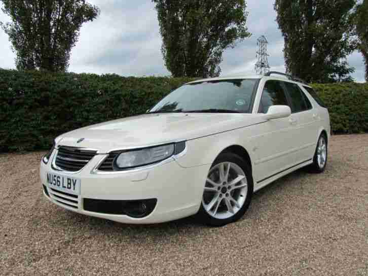 saab 9 5 2 3 turbo aero hot estate 250bhp manual 2006 56. Black Bedroom Furniture Sets. Home Design Ideas