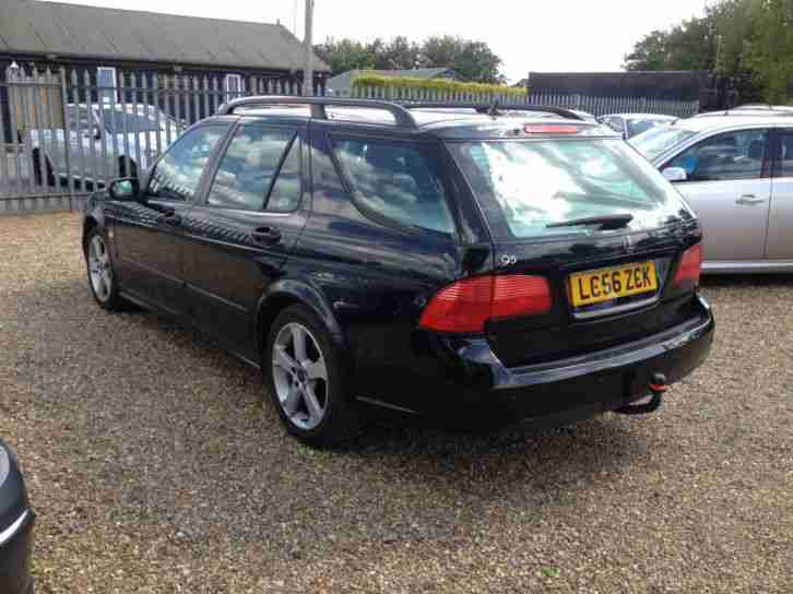 Saab 9-5 2.3 Vector 5dr ESTATE AUTOMATIC FULL SERVICE HISTORY