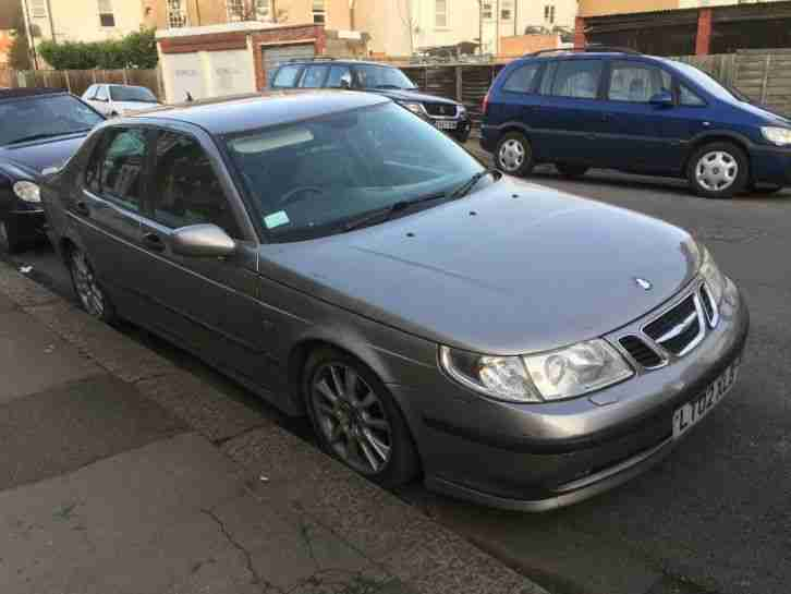 saab 9 5 aero 2002 lpg spares or repair car for sale. Black Bedroom Furniture Sets. Home Design Ideas