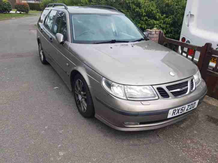 Saab 9 5 Vector Estate. 2.3 Ltr Manual
