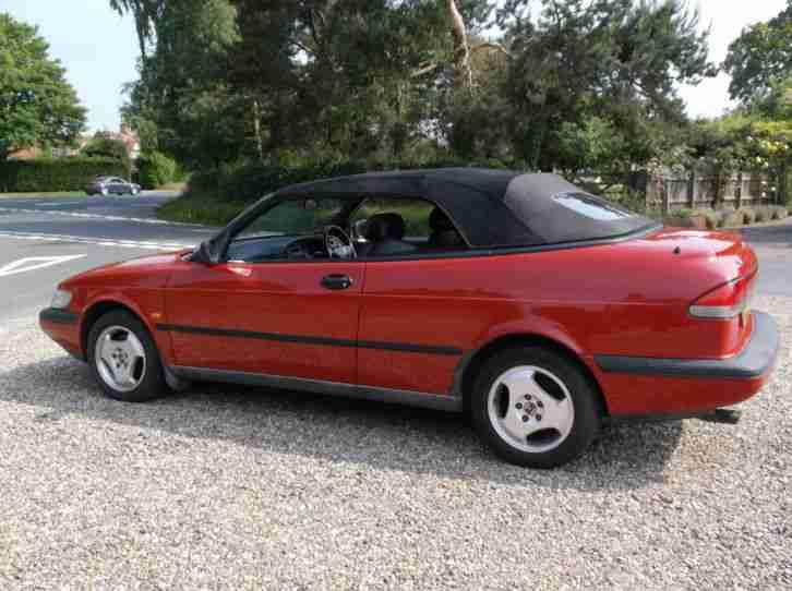 Saab Se Car From United Kingdom