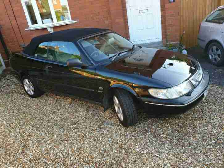 Saab 900 convertible low miles for yearnot 93 9 3
