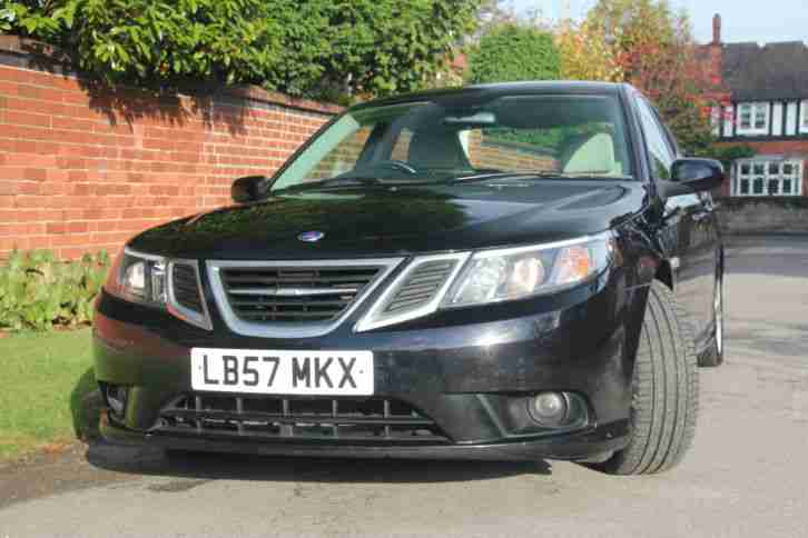 Saab 93 1.9 TiD 120ps Vector Sport Saloon November 2007