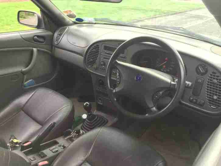 Saab 9-3 convertible - spares or repair